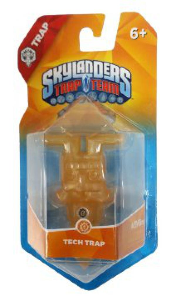 Skylanders Trap Team - Single Trap Tech Handstand