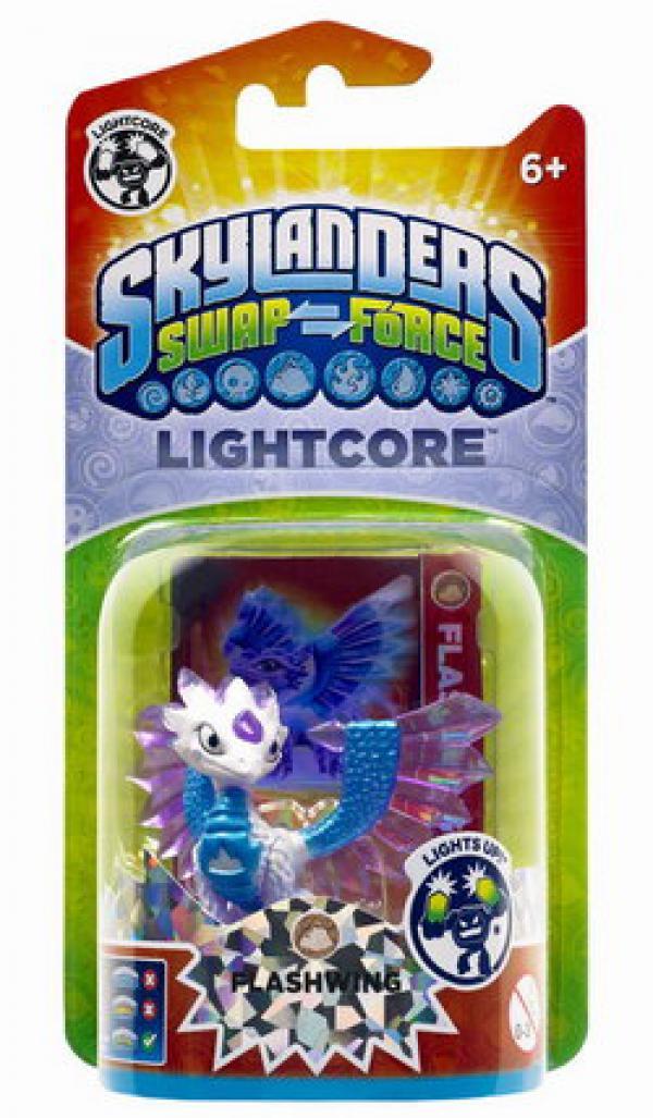 Skylanders SWAP Force Lightcore Flashwing