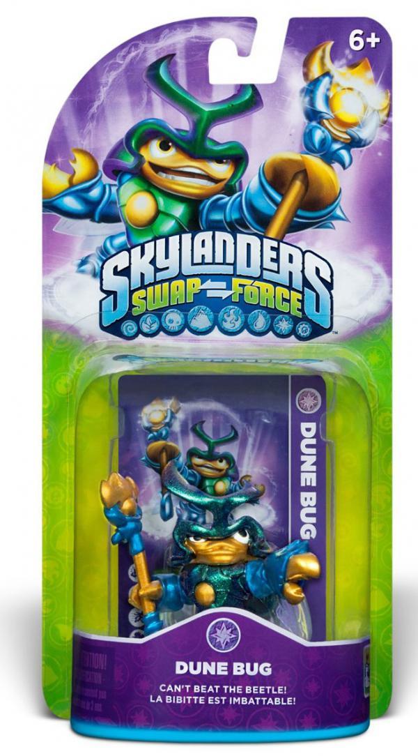Skylanders SWAP Force Dune Bug