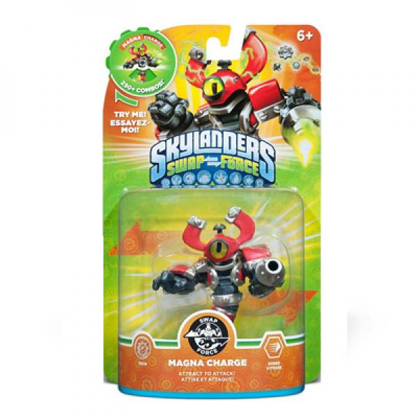 Skylanders SWAP Force Shapeshifter Magna Charge