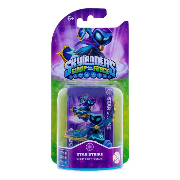 Skylanders SWAP Force Star Strike