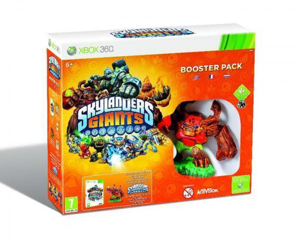 XBOX360 Skylanders GIANTS Expansion Pack (Game + Tree Rex)