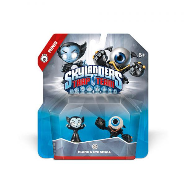 Skylanders Trap Team - Minis Hijinx & Eyeball Small