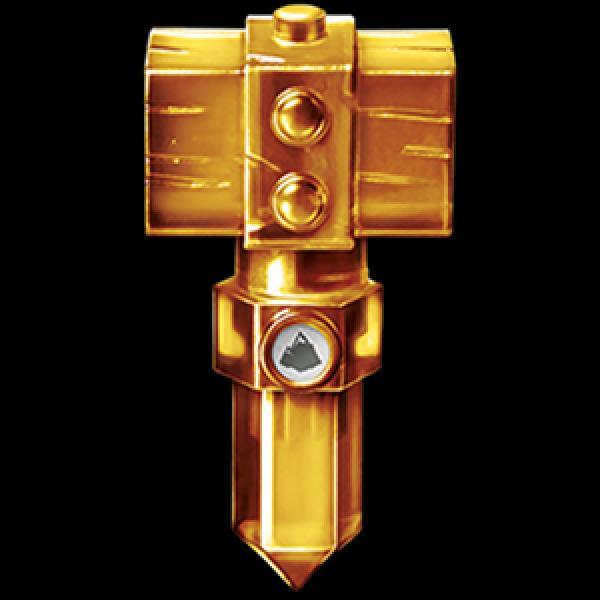 Skylanders Trap Team - Single Trap Earth Hammer