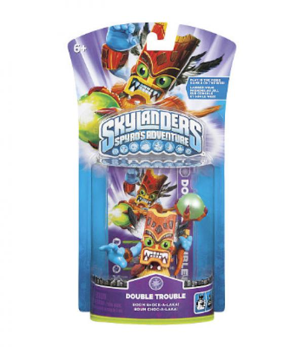 Skylanders Character Pack - Double Trouble