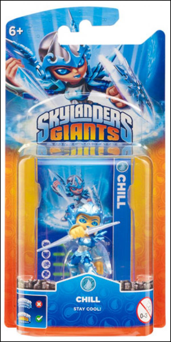 Skylanders G Single Character Pack - Chill