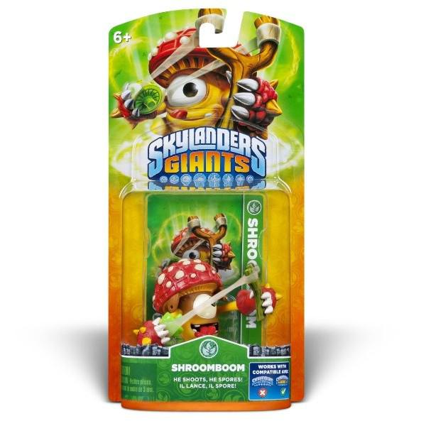 Skylanders G Single Character Pack - Shroomboom