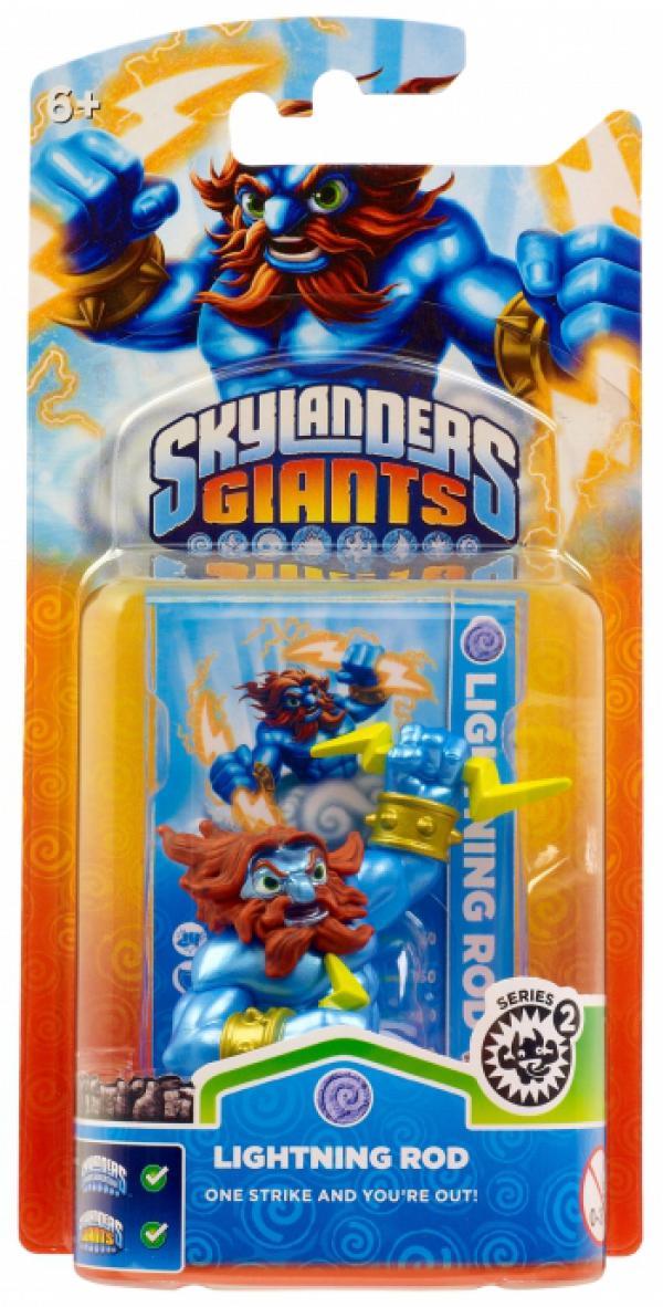 Skylanders G Single Character Pack - Lightning Rod