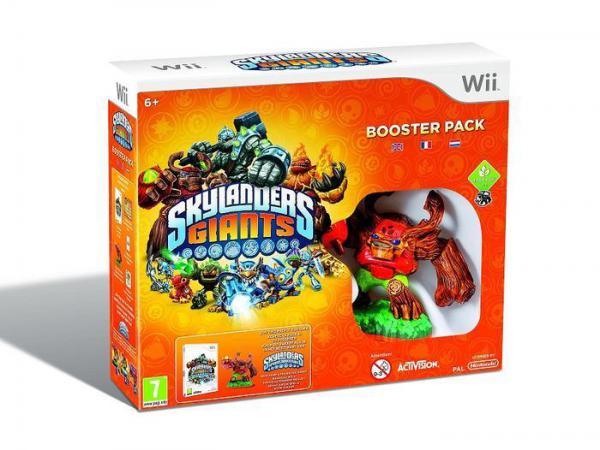 Wii Skylanders GIANTS Expansion Pack (Game + Tree Rex)