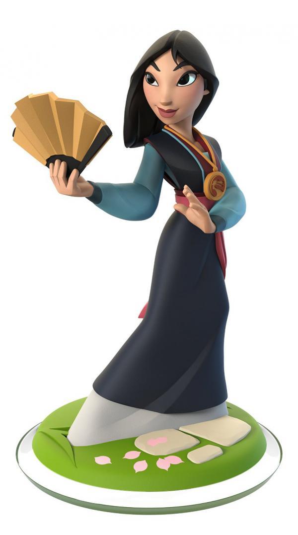 Infinity 3.0 Figure Mulan (Mulan)