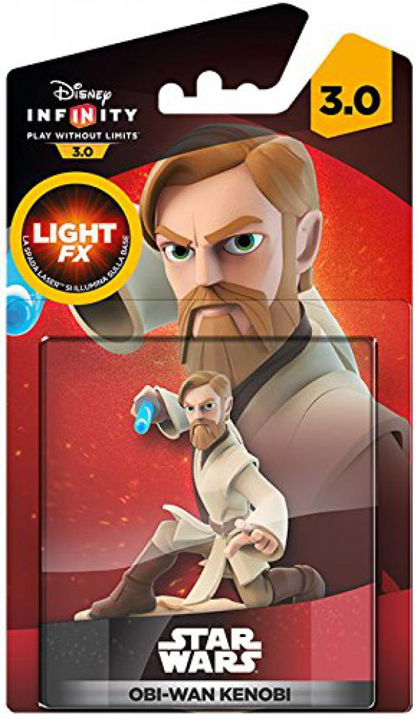 Infinity 3.0 Figure Light Up - Obi Wan (Star Wars)