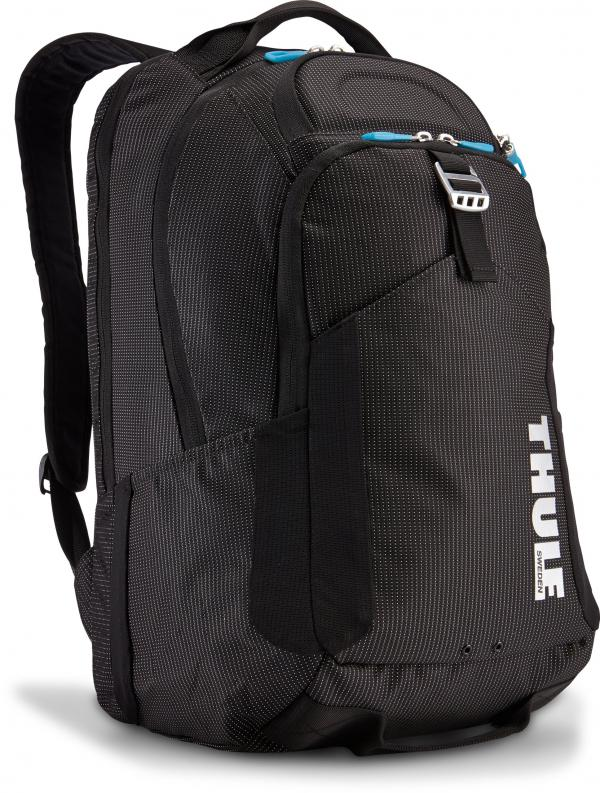 "Thule Professional Backpack for 17"" Apple MacBook & iPad pocket, w Safe-zone, Black"