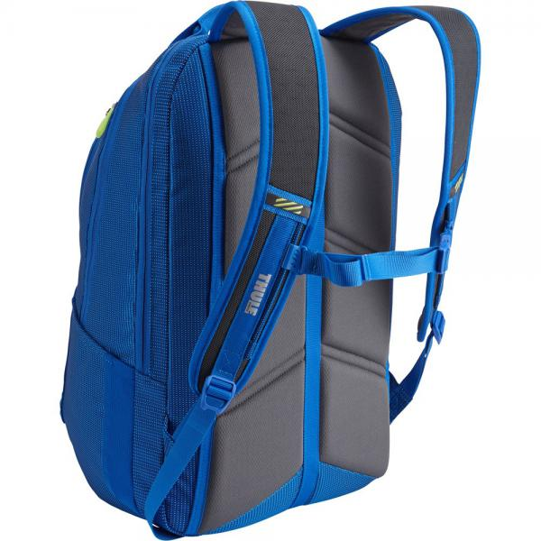 """Thule Professional Backpack for 17"""" Apple MacBook & iPad pocket, w Safe-zone, Cobalt"""