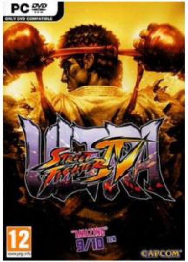 PC Ultra Street Fighter IV