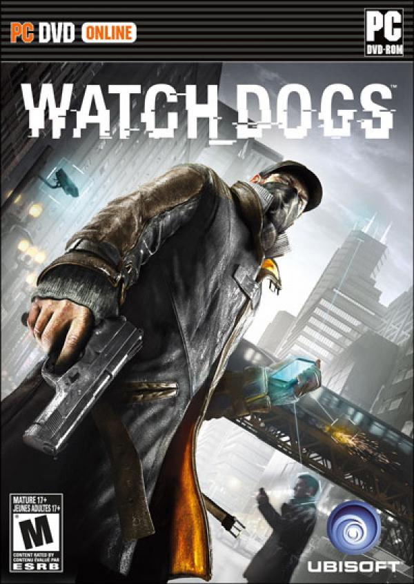 PC Watch Dogs Standard Edition