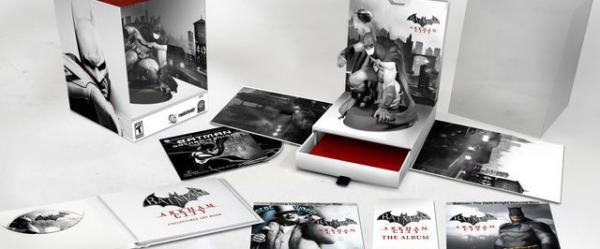 PC Batman Arkham City Collectors Edition