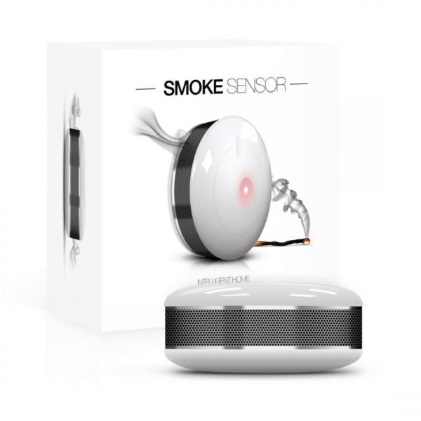 Fibaro Smoke Sensor 2