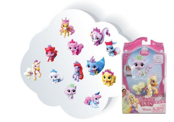 Princezini ljubimci Figurice 2 kom SORTO