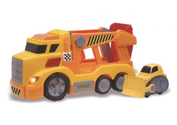 Kamion za građevinske radove
