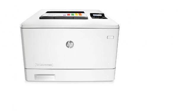 3G HP Color Laserjet Pro M452nw, LAN WiFi