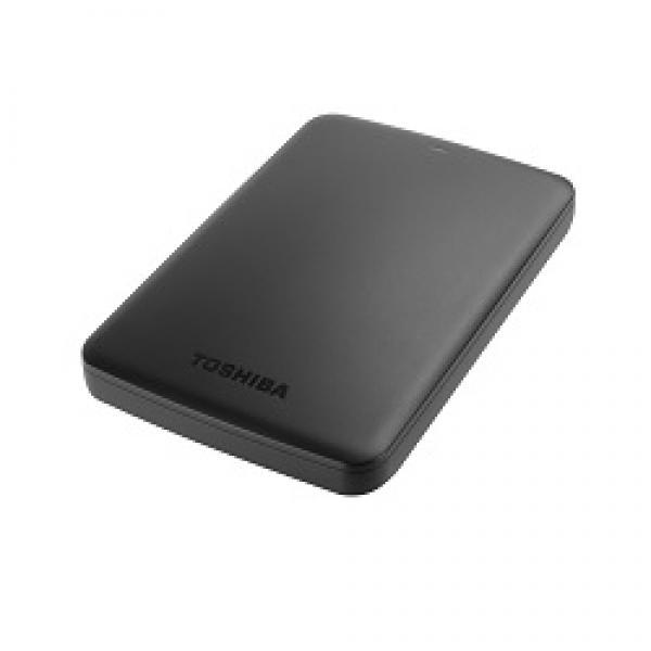 Toshiba Canvio Basics 2.5 500GB Black, USB 3.0 eksterni hard disk
