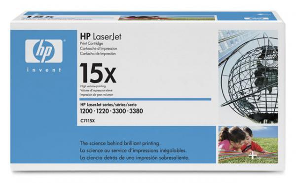 HP TON C7115X HP