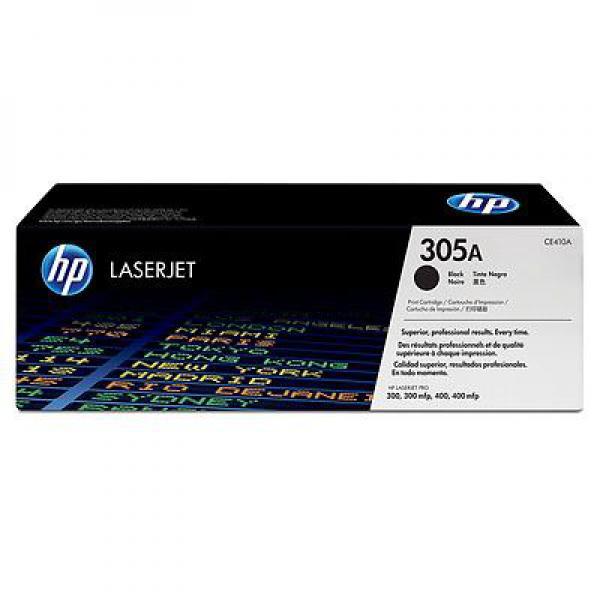SUP HP TON CE410A BLACK za  CLJ Pro 300M351375400451475