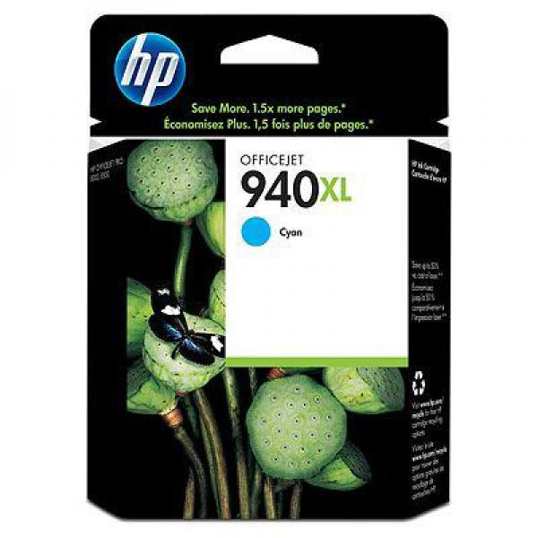 SUP HP INK C4907AE Cyan No.940XL