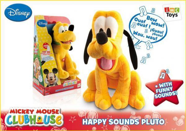Pliš Happy Sounds Pluton