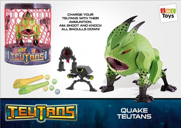 Teutans figur Quake