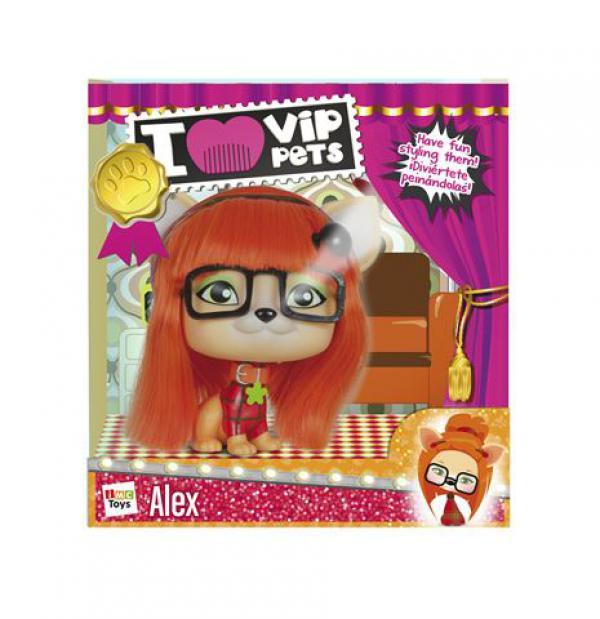 VIP Pets - Alex, Hipster VIP