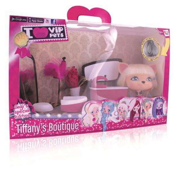 VIP Pets - Tiffanin butik