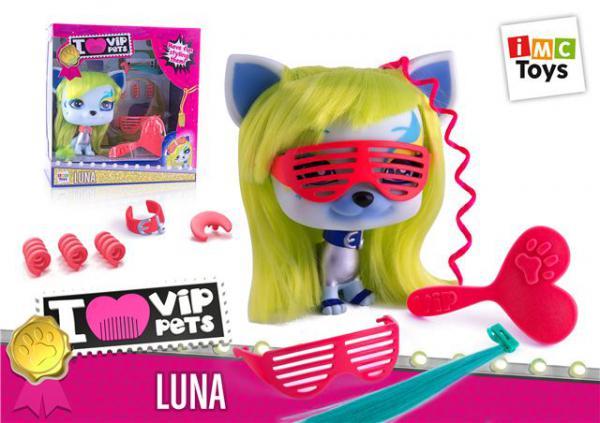 VIP Pets - Luna, Spatial VIP