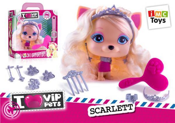 VIP Pets - Scarlet, Princess VIP