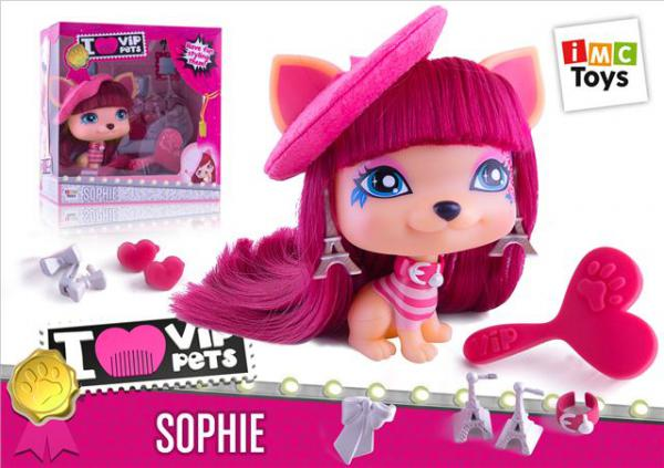 VIP Pets - Sophie, French VIP