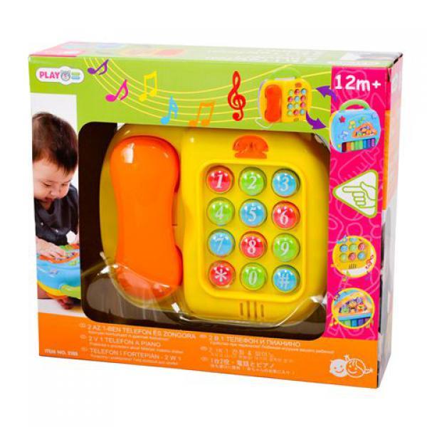 2U1 TELEFON I KLAVIR