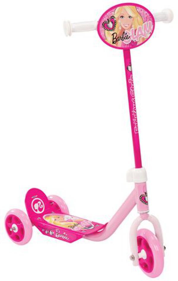 Trotinet Barbie 3 točka 2014