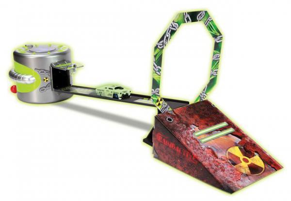 Glow Rider - set za lansiranje autića