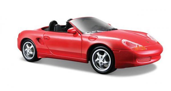 Metalni automobil 1:24 Porsche Boxster
