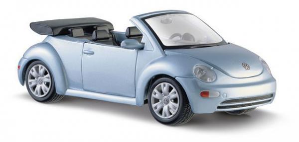 Metalni automobil1:25 Volkswagen New Beetle Cabriolet