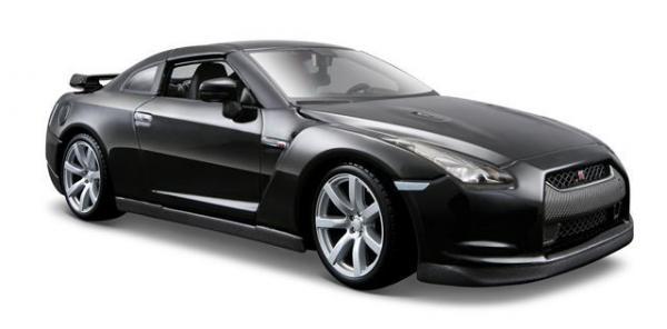 Metalni automobil 1:24 2009 Nissan GT-R
