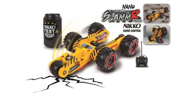 Auto na daljinsko upravljanje Nano SlammR
