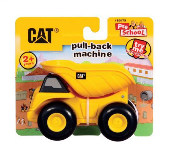 Pull-Back građevinske mašine CAT SORTO - 1 kom