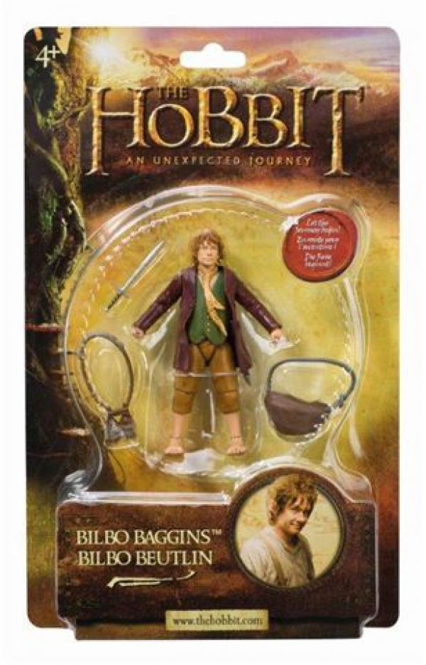 Igr. 10 cm figura Hobit (Bilbo, Thorin, Gandalf, Legolas ili Grinnah)