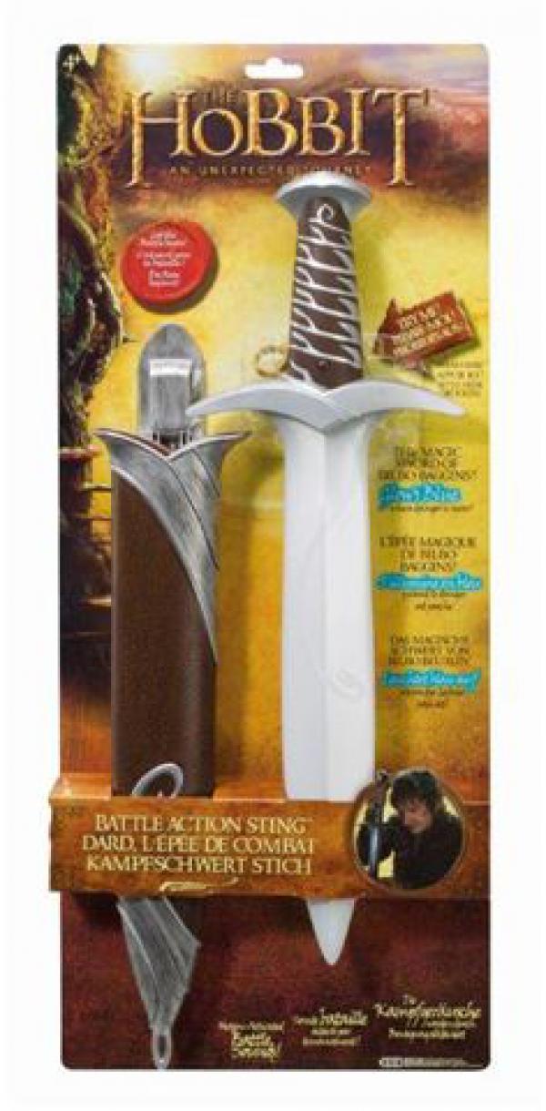 Hobit - Žalac - Bilbov mač u koricama, 45 cm
