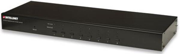 Intellinet KVM 8 portni switch
