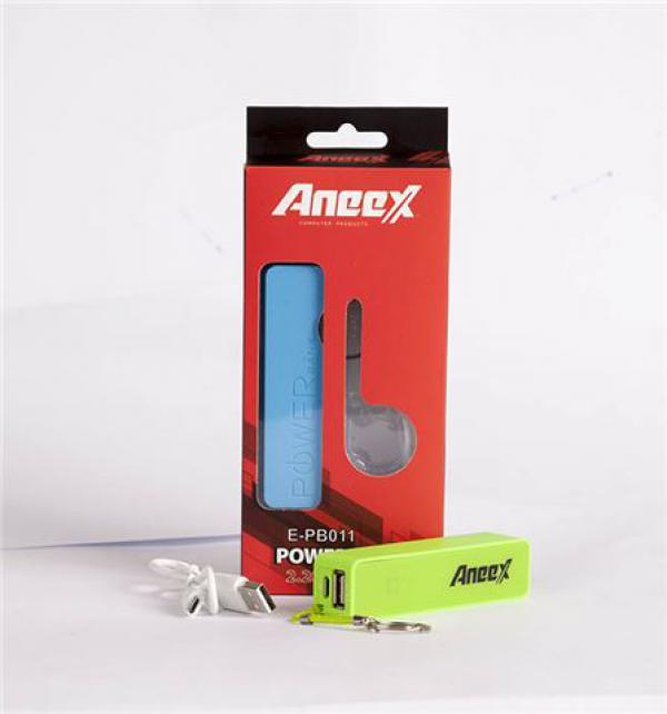 Baterija POWER BANK ANEEX PB011,2200mAh