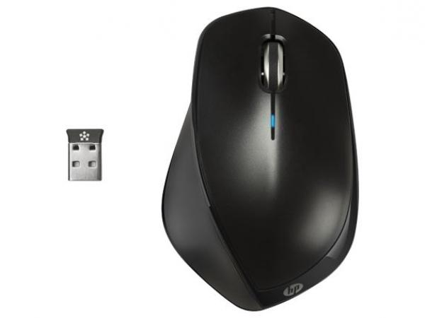 HP ACC Mouse X4500 Wireless MeBlack, H2W26AA