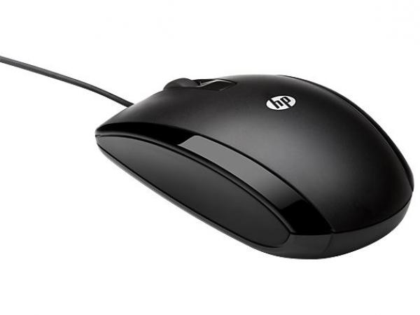 HP ACC Mouse X500 Wired, E5E76AA