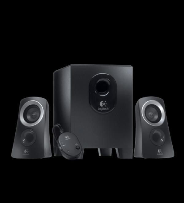 Z313 Speaker System 2.1